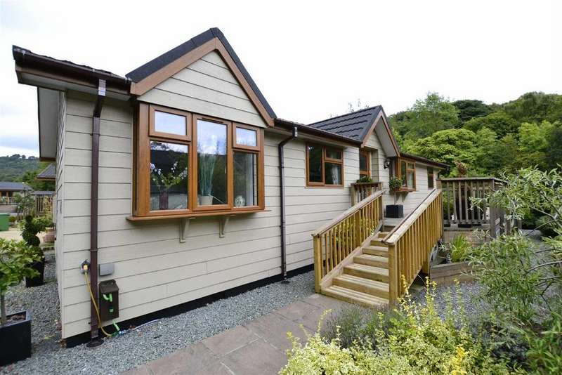 2 Bedrooms Park Home Mobile Home for sale in Whatstandwell