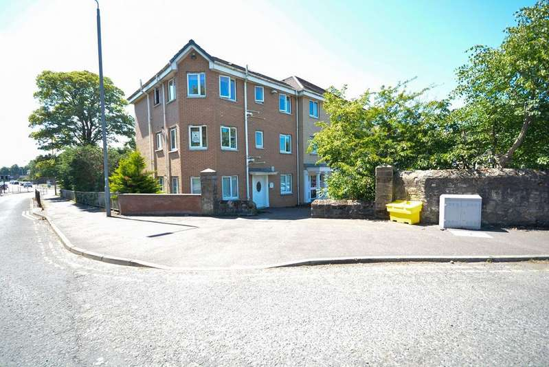 2 Bedrooms Apartment Flat for sale in Townhead Gardens, Kilmarnock, KA3