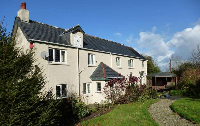 3 Bedrooms Detached House for sale in Altarnun, Launceston