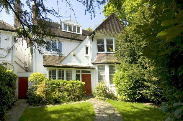 6 Bedrooms Detached House for sale in The Drive, Fordington Road, Highgate, London, N6