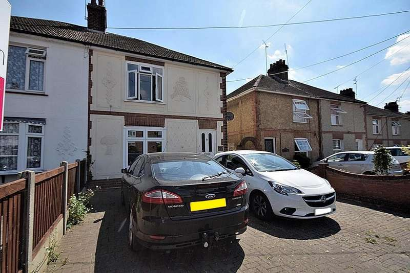 3 Bedrooms Semi Detached House for sale in Cross Road, Maldon, Essex, CM9