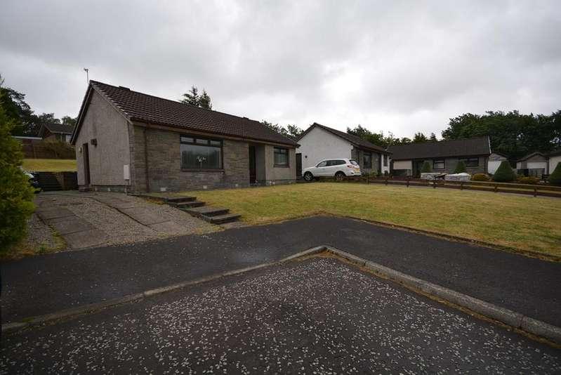 3 Bedrooms Bungalow for sale in Cameron Crescent, Cumnock, KA18