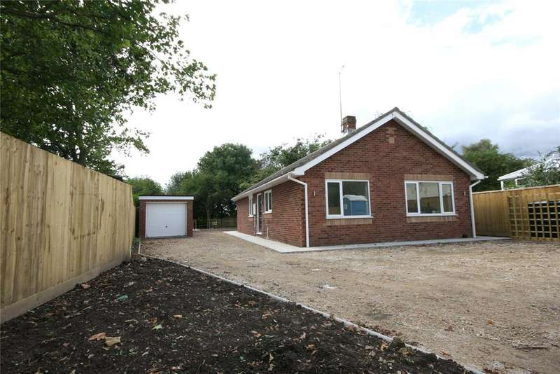 3 Bedrooms Detached Bungalow for sale in Cranesgate North, Whaplode St Catherine, PE12