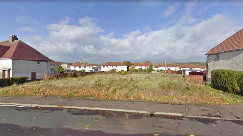 Residential Development Commercial for sale in 9-15, Plot Of Land, Milrig Crescent, Galston, East Ayrshire