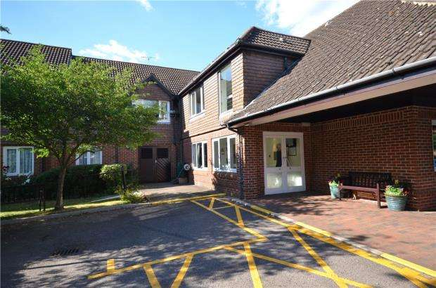 1 Bedroom Apartment Flat for sale in Haddenhurst Court, Terrace Road South, Bracknell