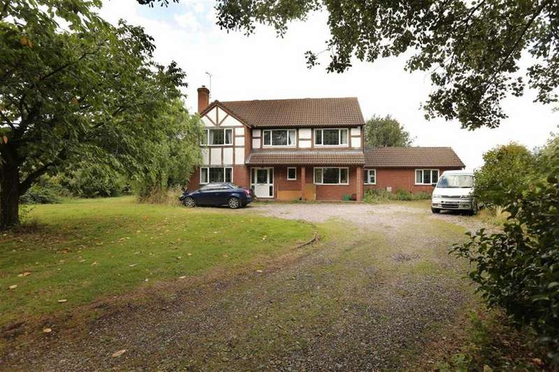4 Bedrooms Land Commercial for sale in Crewe Road, Crewe, Cheshire