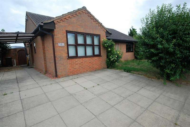 3 Bedrooms Detached Bungalow for sale in Northorpe Road, Donington, Spalding