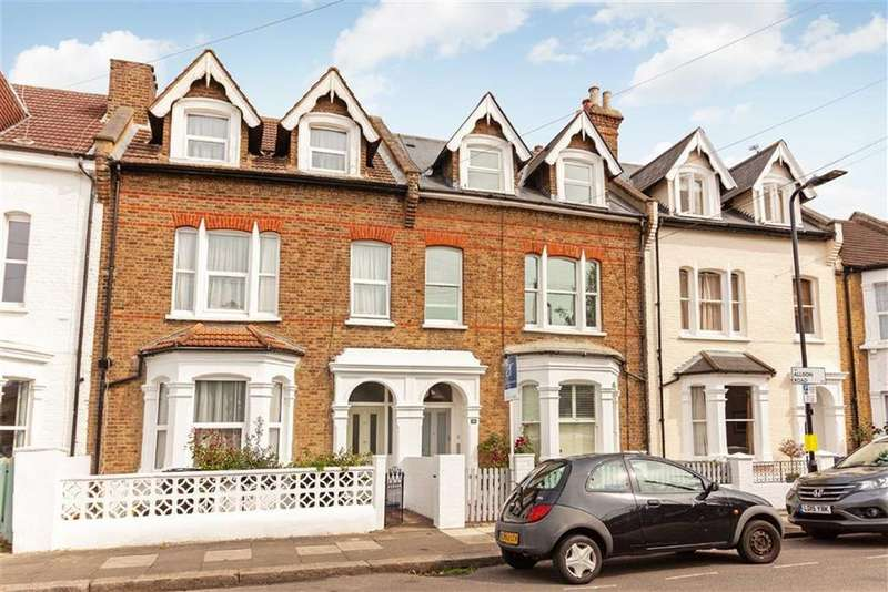 5 Bedrooms Terraced House for sale in Allison Road, London