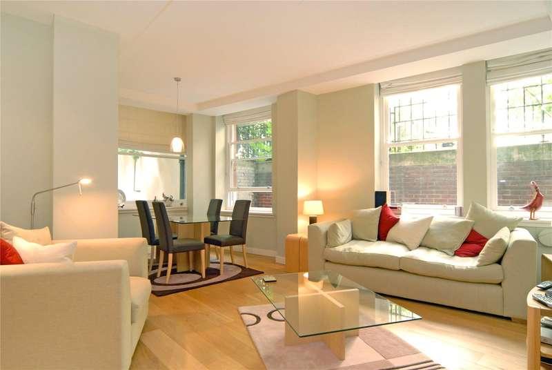 2 Bedrooms Flat for sale in Martin Lane, London, EC4R