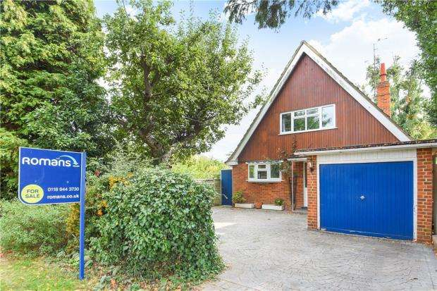 2 Bedrooms Detached House for sale in Cobham Road, Woodley, Reading