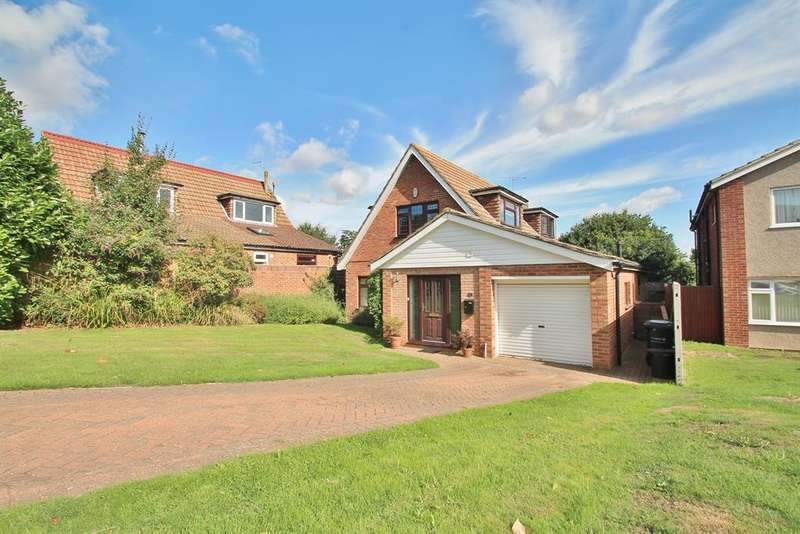 4 Bedrooms Detached House for sale in Crown Green, Shorne, Gravesend, DA12 3DT