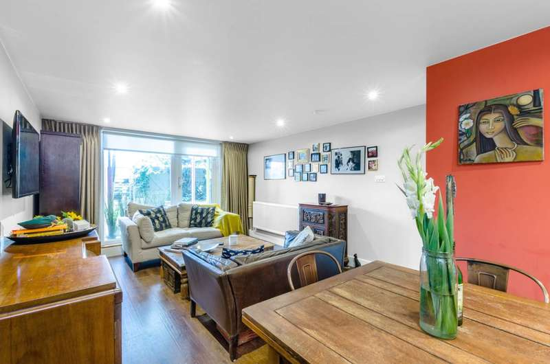 2 Bedrooms Flat for sale in Annesley Walk, Archway, N19