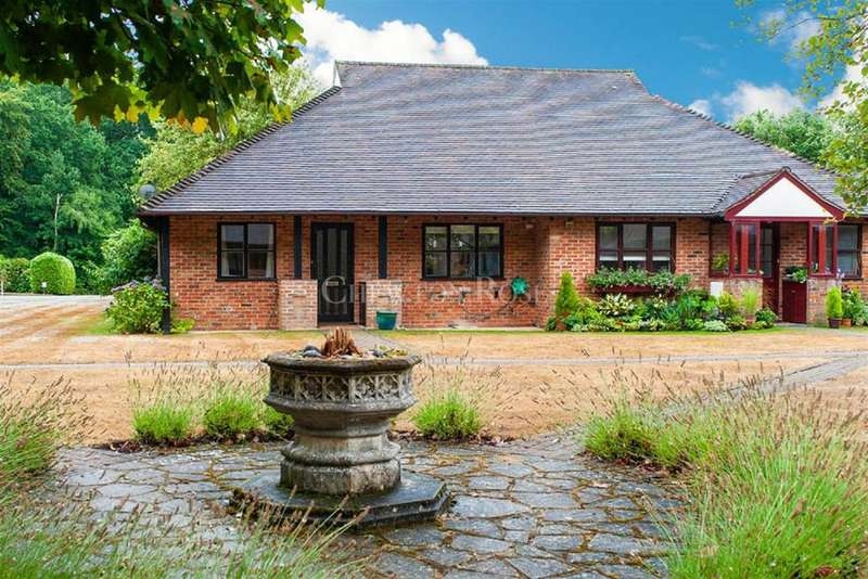 2 Bedrooms Bungalow for sale in Bagshot Rd, Sunninghill