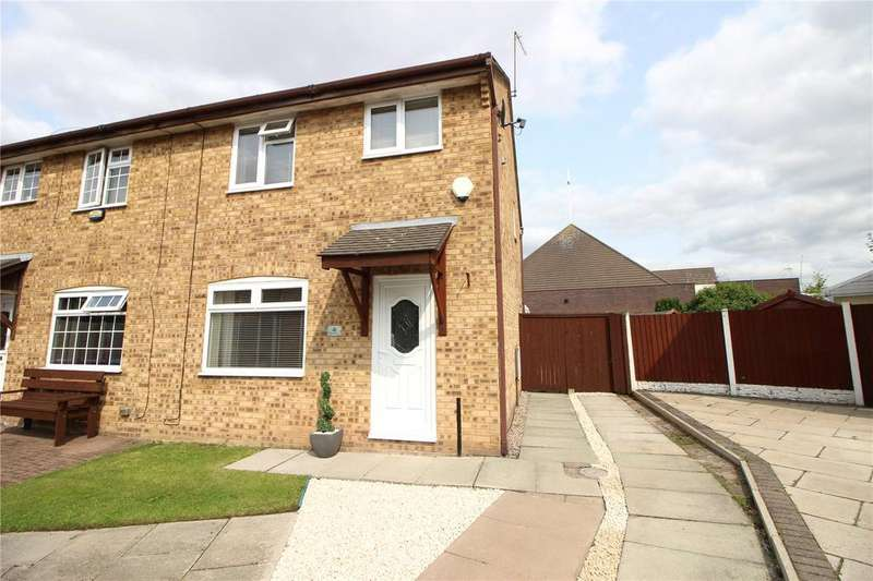 3 Bedrooms Semi Detached House for sale in Willowmeade, Liverpool, Merseyside, L11