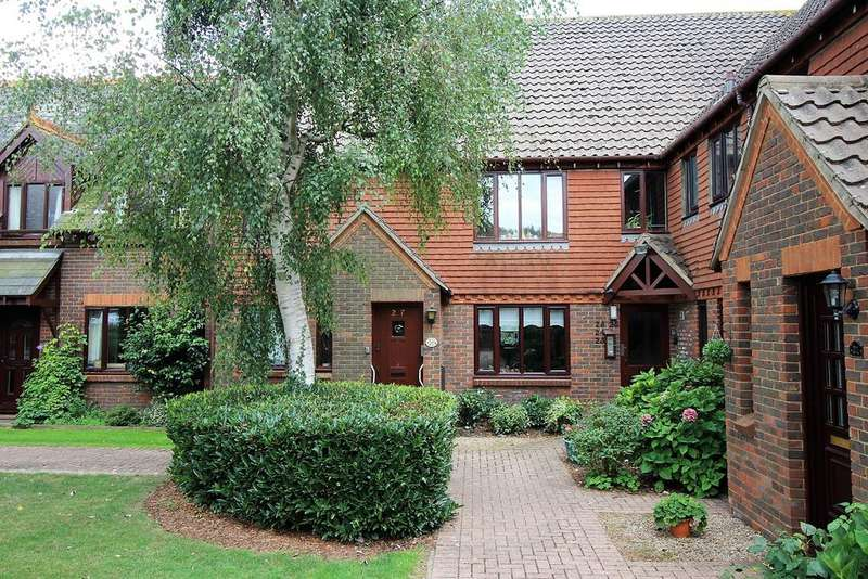 2 Bedrooms Retirement Property for sale in Church Bailey, Westham