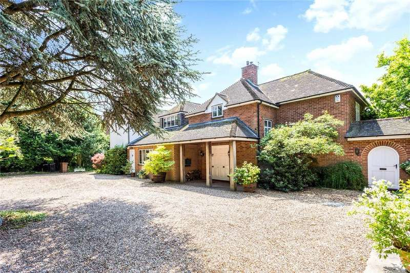 5 Bedrooms Unique Property for sale in Standon Road, Little Hadham, Ware, Hertfordshire, SG11