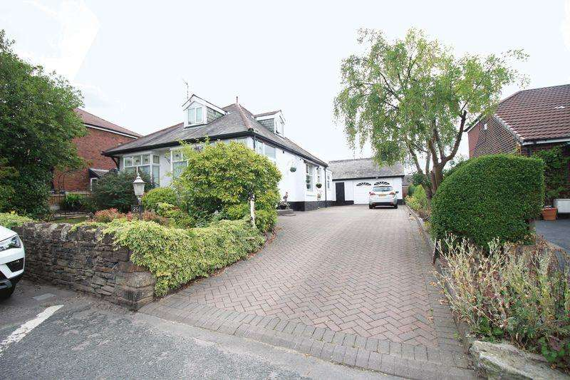4 Bedrooms Detached Bungalow for sale in Victoria Street, Hyde