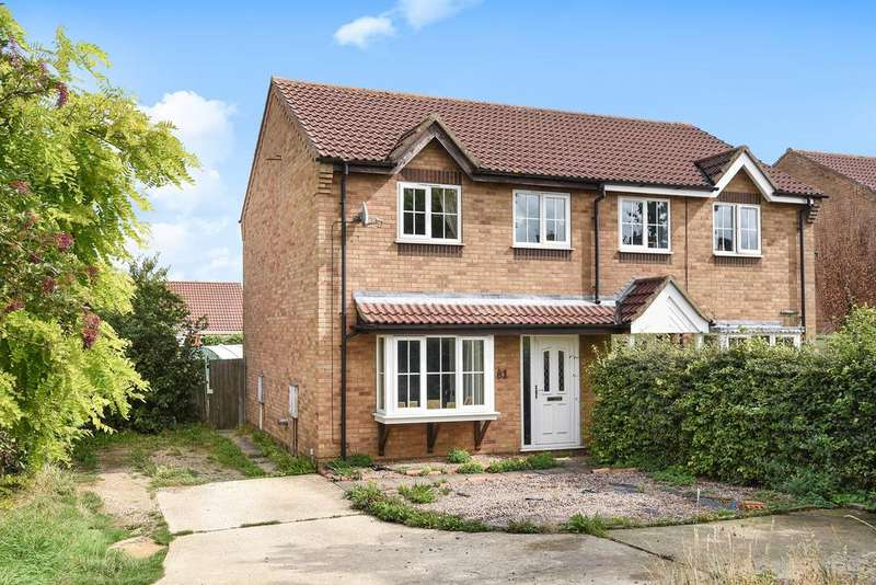 3 Bedrooms Semi Detached House for sale in Mareham Road, Horncastle, LN9 6BN