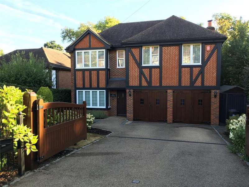 5 Bedrooms Detached House for sale in Woodlands, Gerrards Cross, Buckinghamshire