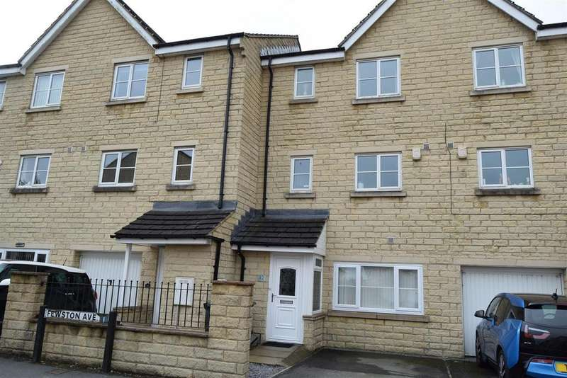 5 Bedrooms Town House for sale in Fewston Avenue, Bradford