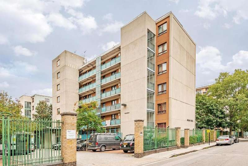 3 Bedrooms Flat for sale in Cromer Street, Bloomsbury