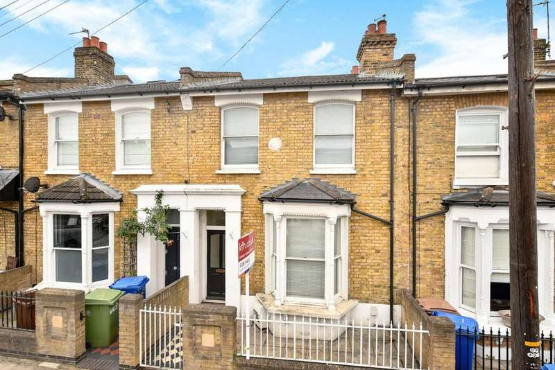 2 Bedrooms Terraced House for sale in Anstey Road, Peckham Rye
