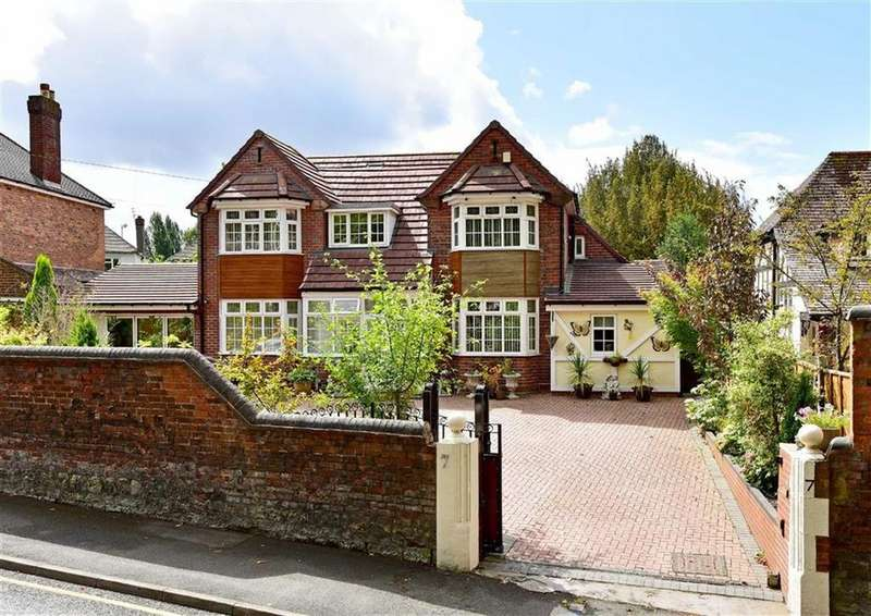 4 Bedrooms Detached House for sale in 7, Rookery Lane, Penn, Wolverhampton, WV2