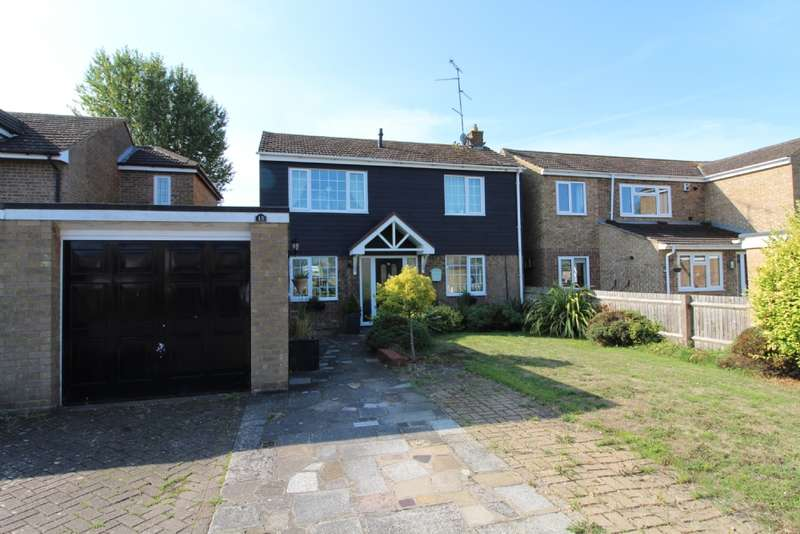 3 Bedrooms Detached House for sale in Nene Close, Newport Pagnell, Buckinghamshire