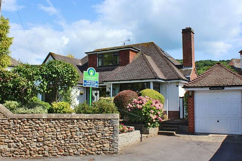 2 Bedrooms Detached Bungalow for sale in Sid Road, Sidmouth, EX10