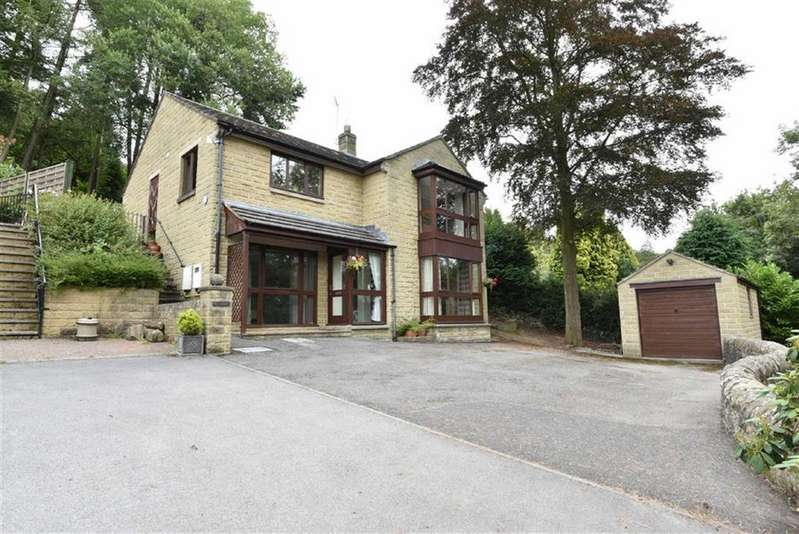 4 Bedrooms Detached House for sale in Beecholme, Hallmoor Road, Darley Dale, Matlock, Derbyshire, DE4