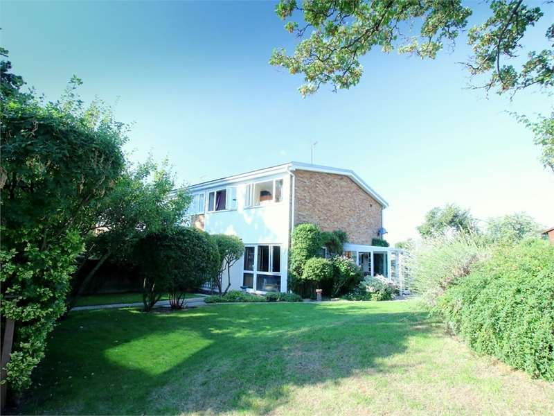 4 Bedrooms End Of Terrace House for sale in ST NEOTS