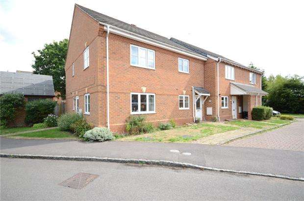 2 Bedrooms Maisonette Flat for sale in Little Horse Close, Earley, Reading