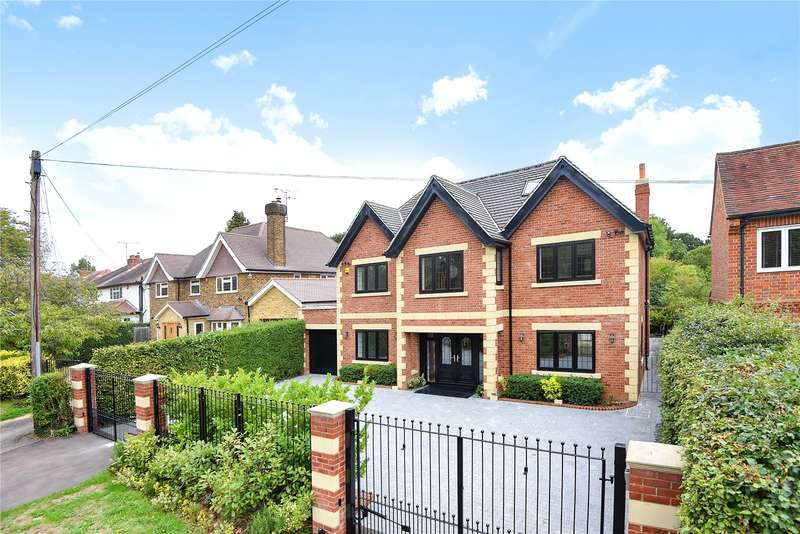 7 Bedrooms Detached House for sale in Rogers Lane, Stoke Poges, Buckinghamshire, SL2