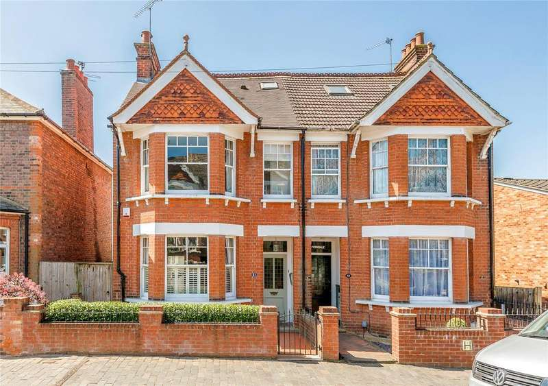 4 Bedrooms Semi Detached House for sale in Ramsbury Road, St. Albans, Hertfordshire