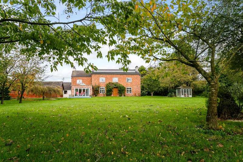 5 Bedrooms House for sale in Hay Lane, Foston, Derby, Derbyshire