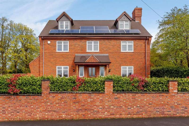 5 Bedrooms Detached House for sale in Borrowcop Lane, Lichfield