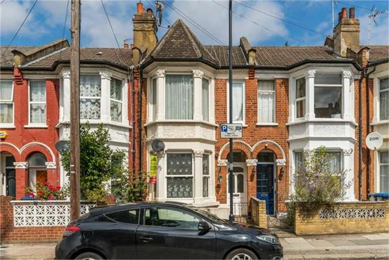 2 Bedrooms Flat for sale in Chapter Road, London, NW2