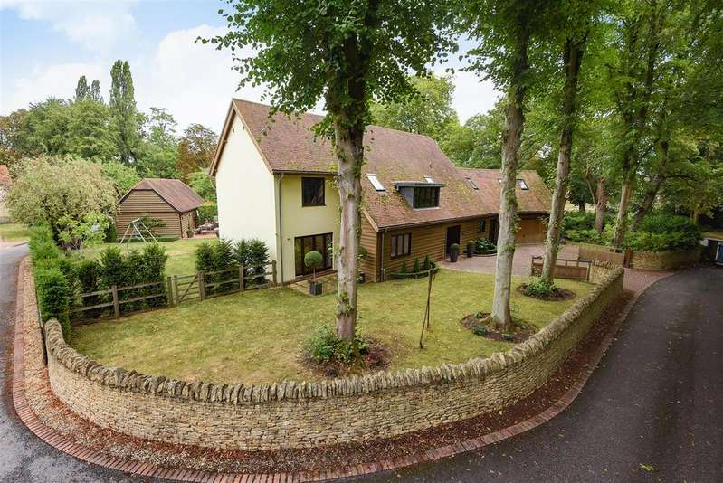 6 Bedrooms Detached House for sale in Orchard House, Sutton Courtenay