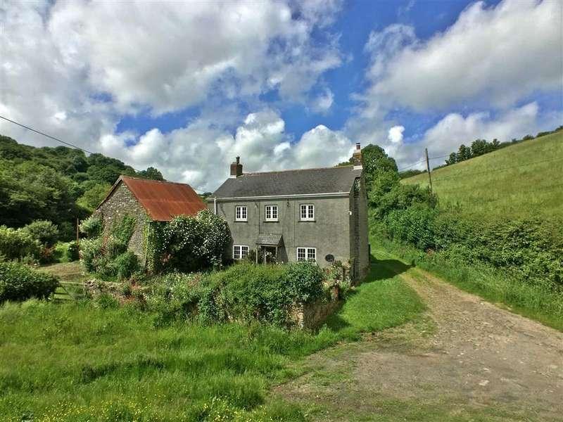 4 Bedrooms Detached House for sale in Loddiswell, Near Kingsbridge, Kingsbridge, Devon, TQ7
