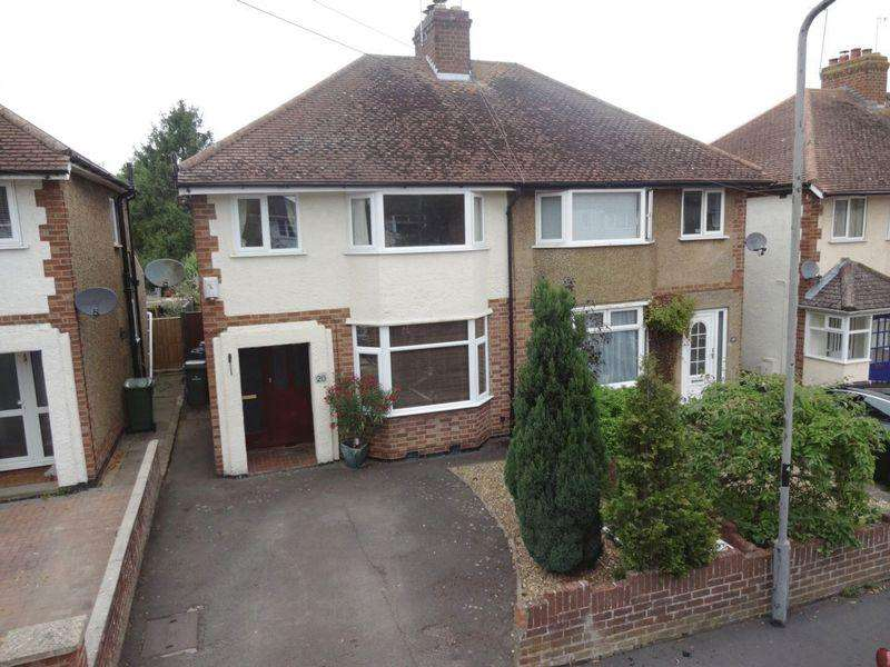 3 Bedrooms Semi Detached House for sale in Gloucester Road, Milton Keynes