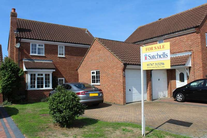 4 Bedrooms Detached House for sale in Ripon Court, Biggleswade, SG18