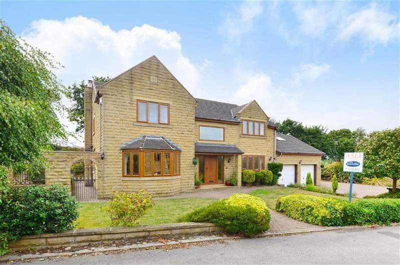 5 Bedrooms Detached House for sale in Whinmoor Court, Silkstone, Barnsley, S75