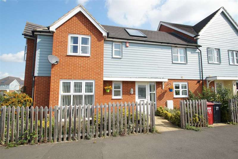 3 Bedrooms End Of Terrace House for sale in Bantry Road, Cippenham, Slough