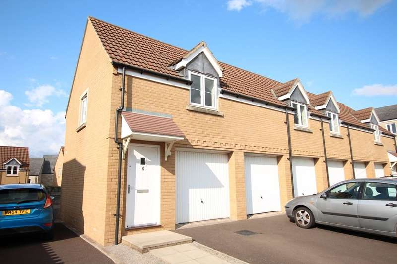 2 Bedrooms Semi Detached House for sale in Paper Lane, Paulton, Bristol, BS39