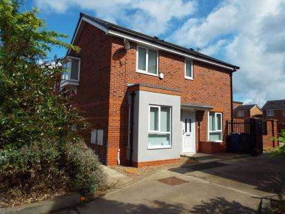 3 Bedrooms Detached House for sale in Dorothy Drive, Liverpool, Merseyside, England, L7