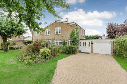 5 Bedrooms Detached House for sale in School Lane, Buckden, St. Neots, Cambridgeshire