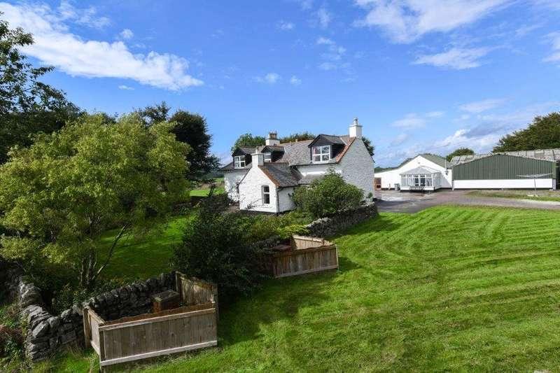 8 Bedrooms Farm Commercial for sale in Drumbreck, Laurieston, Castle Douglas, Dumfries and Galloway, DG7