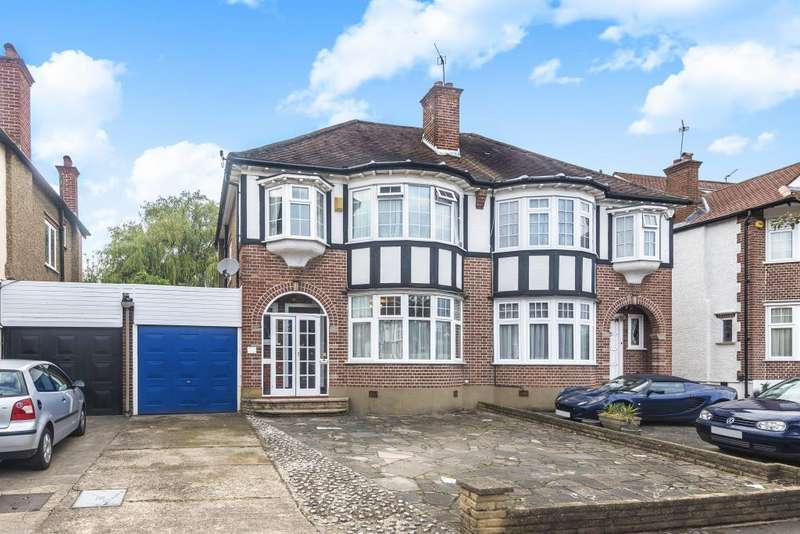 3 Bedrooms House for sale in Lynton Mead, Totteridge, N20