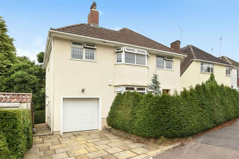 4 Bedrooms Detached House for sale in Bassett Dale, Southampton, Hampshire, SO16