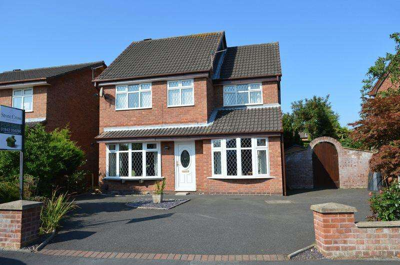 4 Bedrooms Detached House for sale in Lane Head Avenue, Lowton